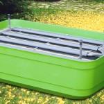 filière de traitement  avec fosse toutes eaux de 5000L + filtre zéolithe